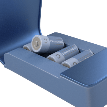 Rechargeable Batteries & Battery Chargers
