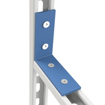 Strut Channel Angle Brackets