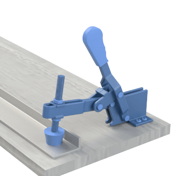 Manual Toggle & Hold-Down Clamps
