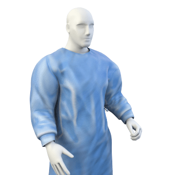 Lab Scrub Gowns