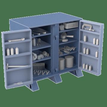 Jobsite Tool Storage