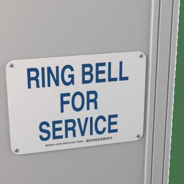 Lobby & Reception Signs