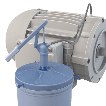 Lubricant Dispensing & Storage