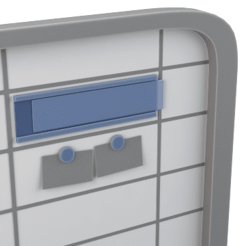 Magnetic Display Board Accessories