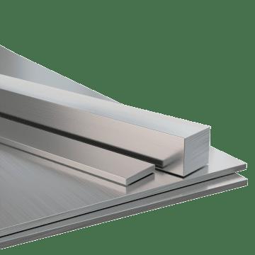 Grade 17-4 PH Stainless Steel Sheets, Strips, & Bars