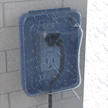 Weatherproof Electrical Box Covers