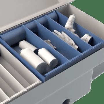 Truck Storage Trays