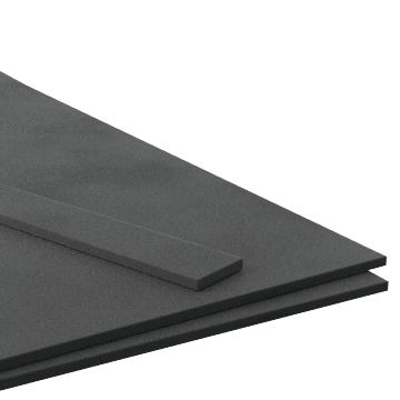 Neoprene Rubber Sheets & Strips