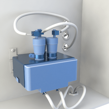 Mercury Displacement Contactors