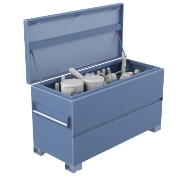 Jobsite Storage Boxes & Chests