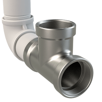 Threaded Stainless Steel Pipe Fittings