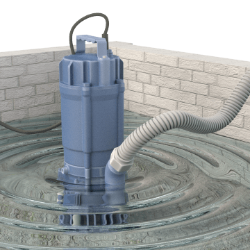 Water & Waste Removal Pumps