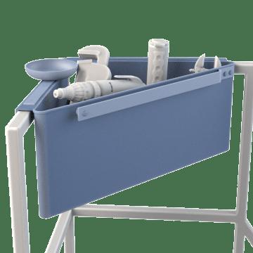 Aerial Platform Tool Storage