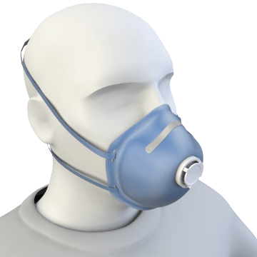 Disposable Respirators & Masks