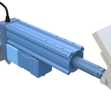 Industrial-Duty Rod-Style Electric Actuators
