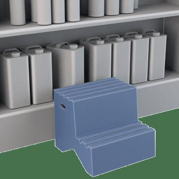 Polyethylene Box Steps