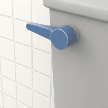 Handles & Levers for Toilets & Urinals