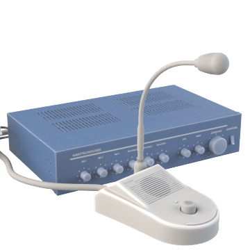 PA System Amplifiers