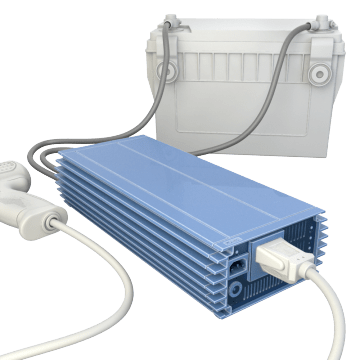 DC-to-AC Inverters