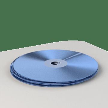 CD & DVD Media
