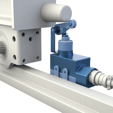 Horizontal-Mount Limit Switches