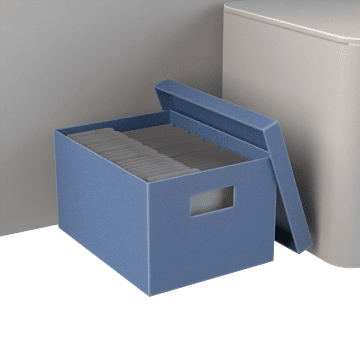 Document File Boxes