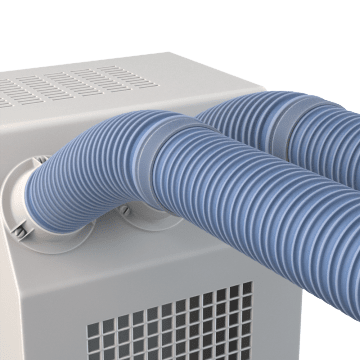 Portable Air Conditioner Ducts & Fittings