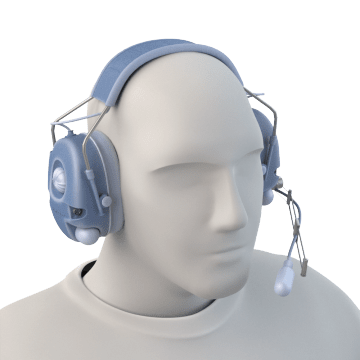 Two-Way Radio Headsets