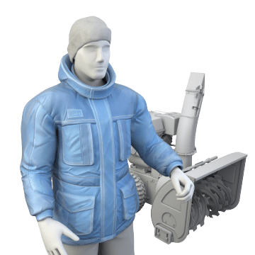 Cold-Protection Clothing