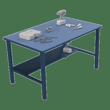 Preconfigured Work Benches