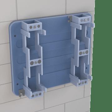 Wiring Block Backboards & Standoff Brackets
