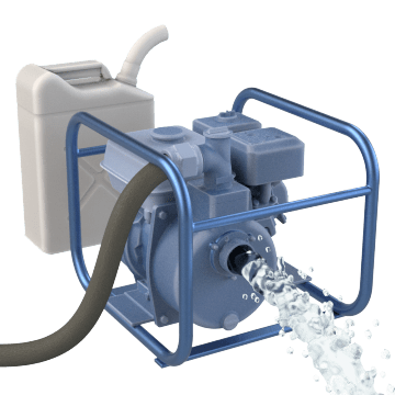 Engine-Driven Centrifugal Pumps