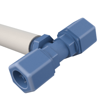 Plastic Compression Tube Fittings for Drinking Water