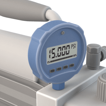 Digital Vacuum Gauges
