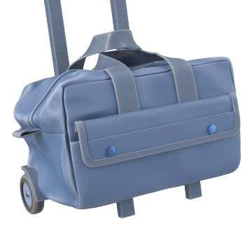 Rolling Tool Bags
