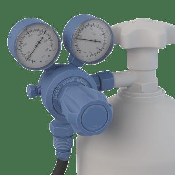 Gas Pressure & Flow Regulators