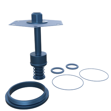 Backflow Preventer Repair Kits