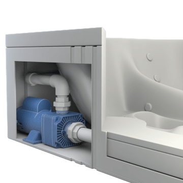 Jetted Tub & Spa Pumps