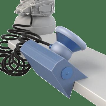 Air-Powered Bevelers & Deburrers