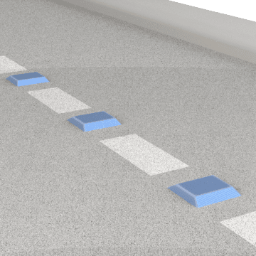 Pavement & Guardrail Reflectors