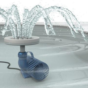 Decorative Effects & Aeration Pumps