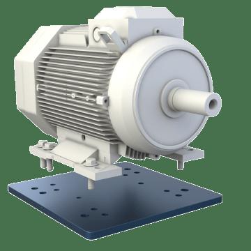 Hydraulic Motor & Gear Pump Base Plates