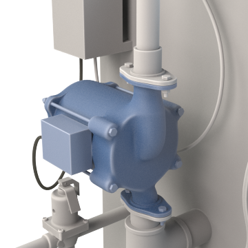 HVAC Circulating Pumps