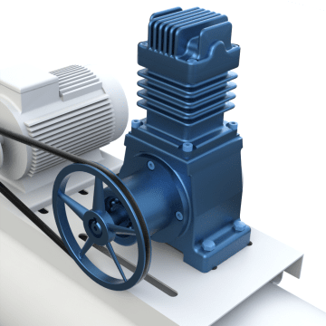 Single-Stage Compressor Pumps