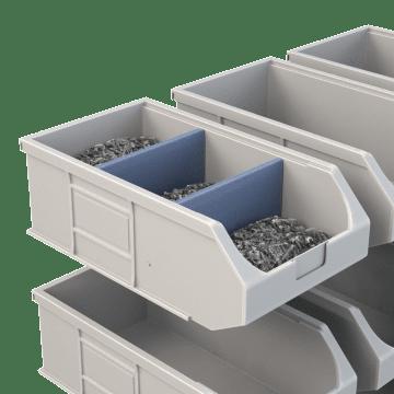 Shelf Bin Dividers