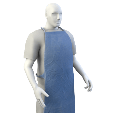 Chemical Splash-Resistant Aprons
