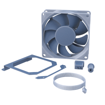 Network Rack Cooling Fan Kits
