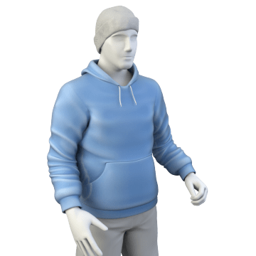 Cold-Protection Sweatshirts