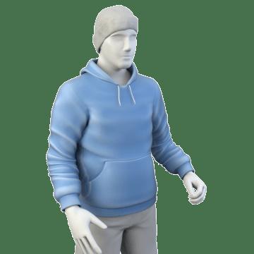 Cold-Protection Sweatshirts