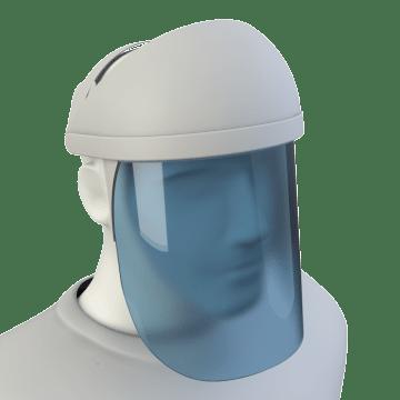 Face Shield Windows & Accessories